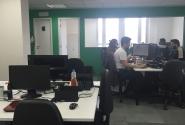 Antes: Ambiente de trabalho.