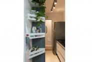 Detalhe - Marcenaria cozinha + envelopamento.