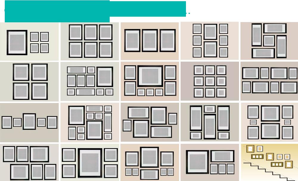 Como usar os quadros na decora o mem arquitetura for Sala de estar png