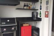 Antes: Terraço - Bar.