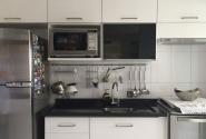Antes: Cozinha.