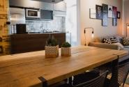 Depois: Sala de Jantar.