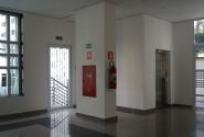 Hall social - Vista Antes.