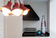 Detalhe - Iluminação sala de jantar.